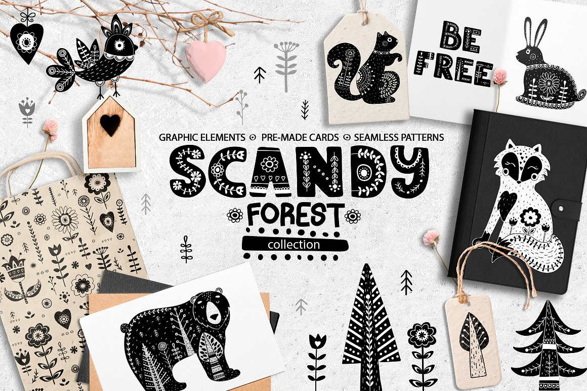 Scandy Forest Collection