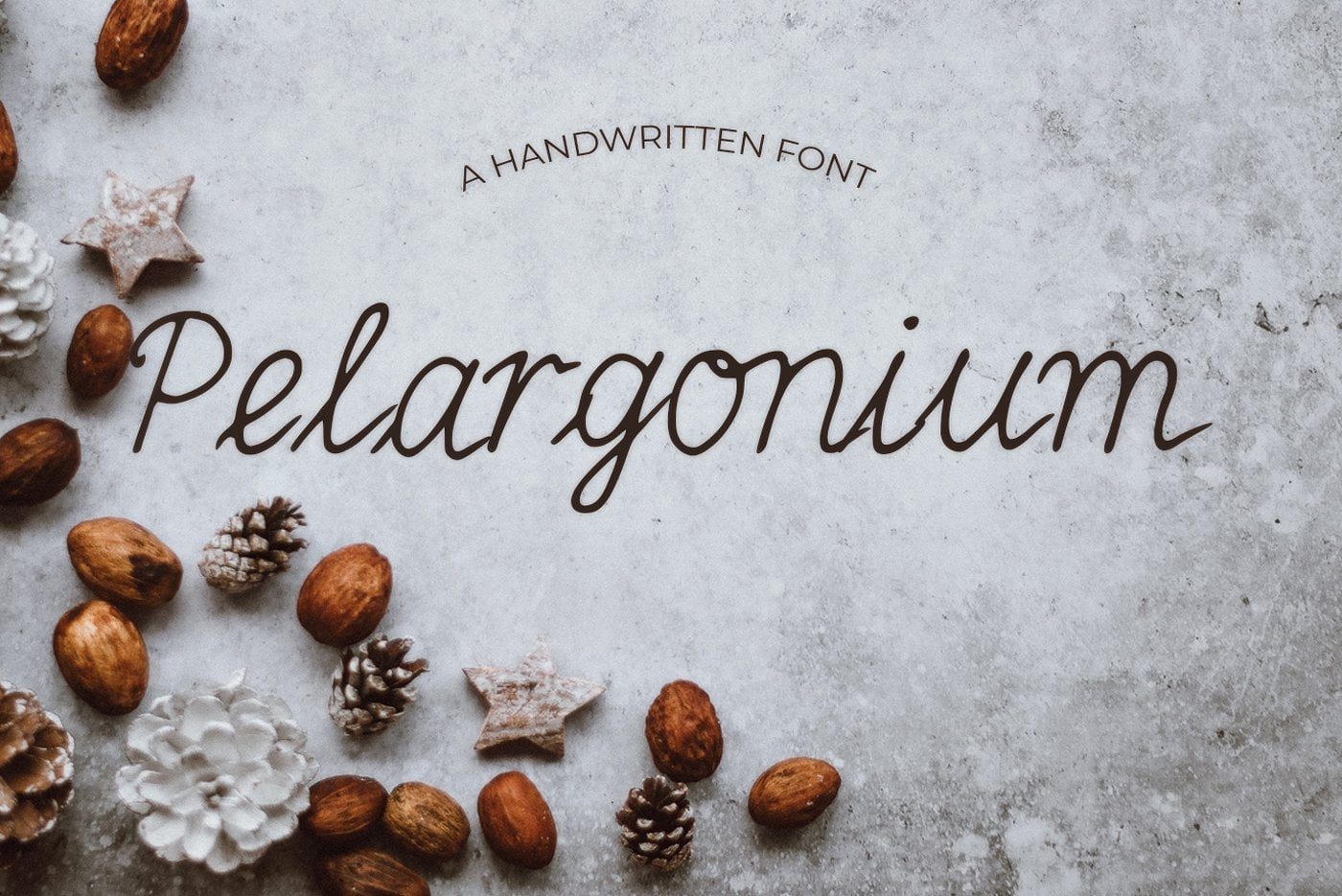 15 Creative Handmade Fonts - $19 ONLY - main image