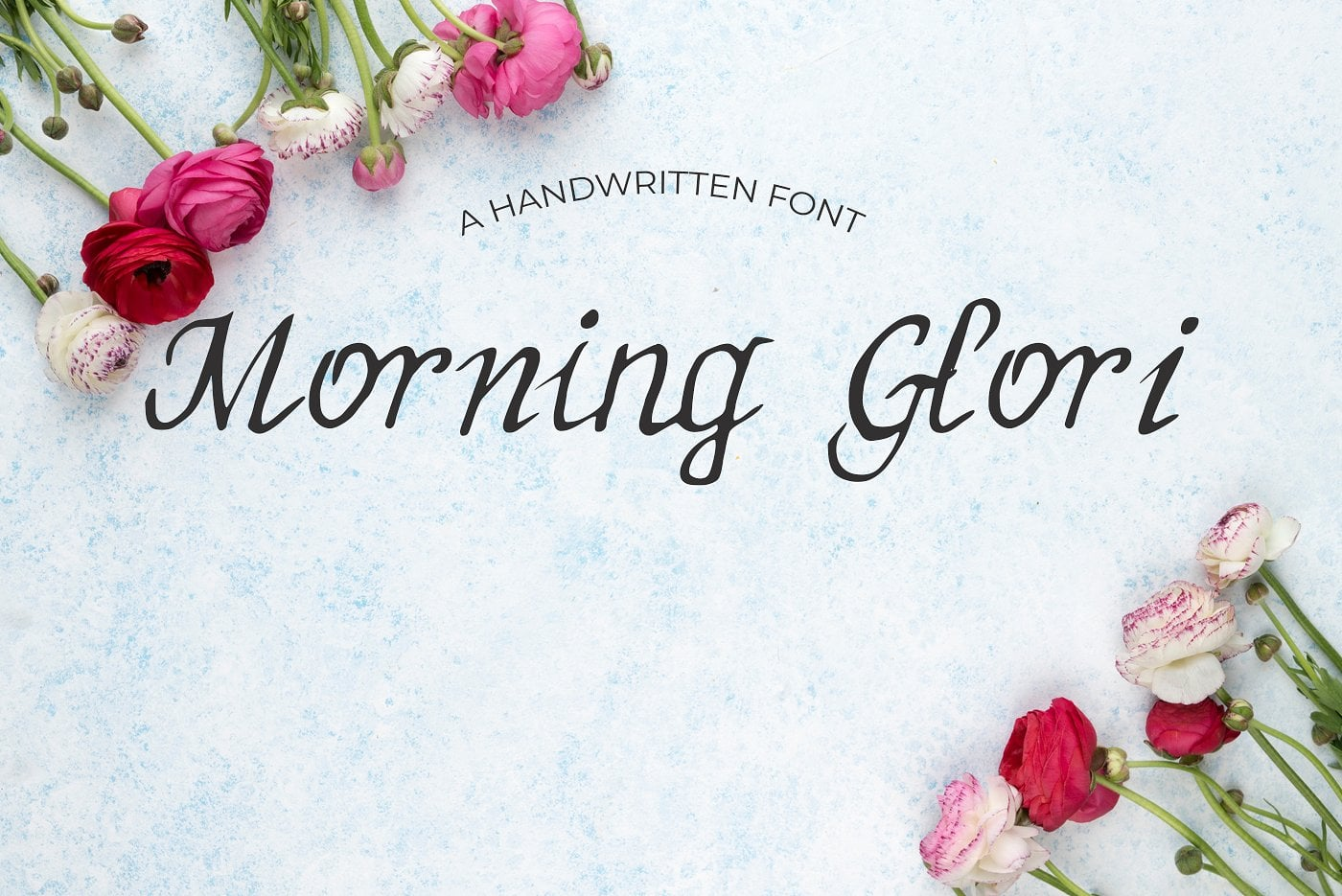 15 Creative Handmade Fonts - $19 ONLY - main image.