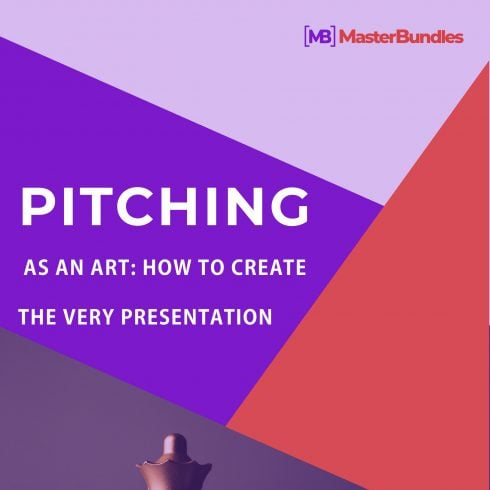 """Elevator Pitch for Students and Startups"". Free eBook - pitchbook 490x490"