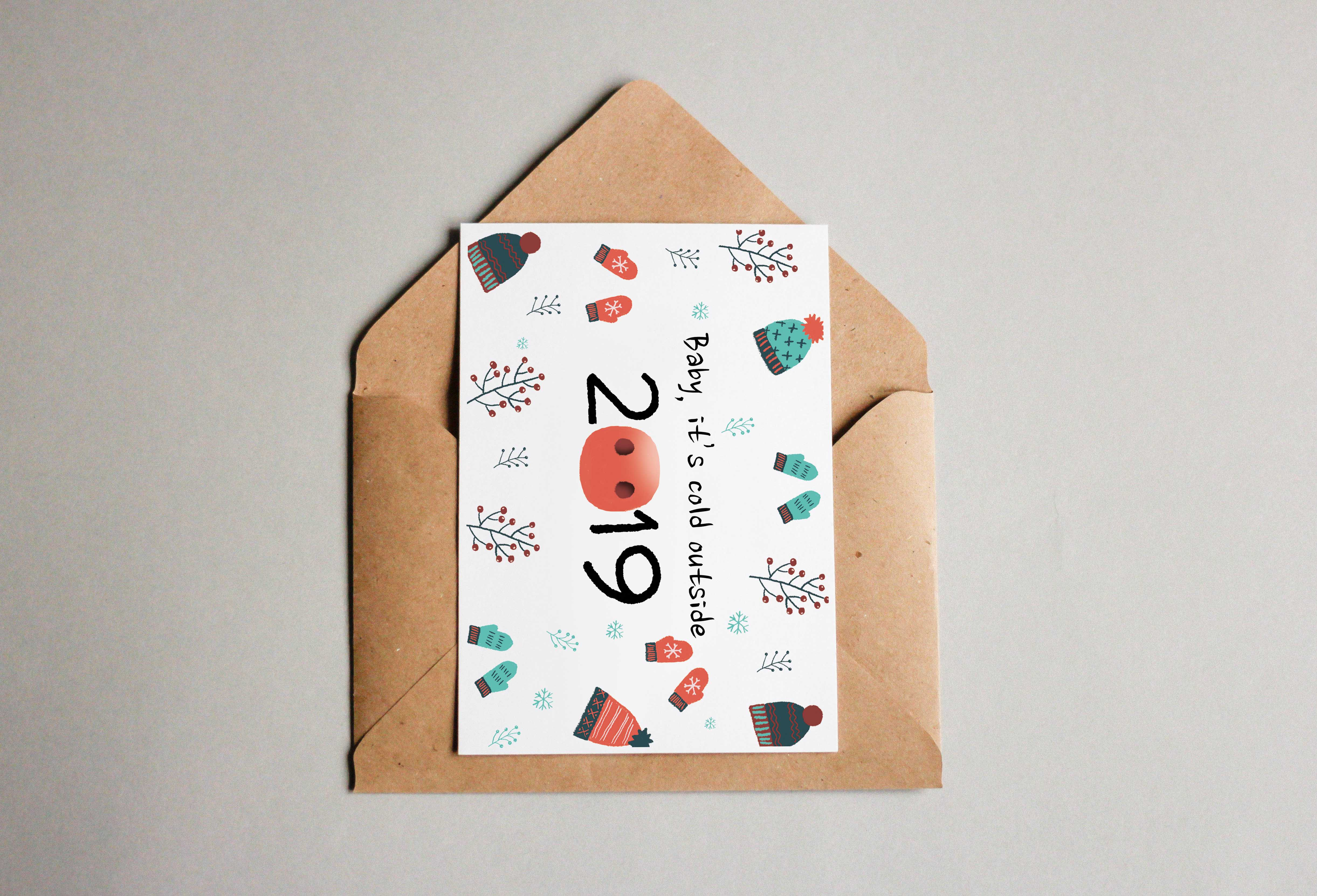 Best Greeting Cards for Perfect Holiday Gifts: 2019 - Free mock 01