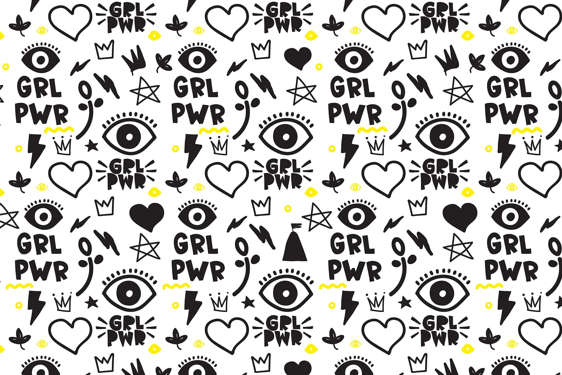170 Doodles + Elements + Patterns - $25 Only - Preview 14 min