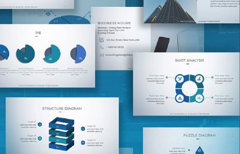 Business PowerPoint Templates Bundle to Give a Gripping Business Presentation - consulting2