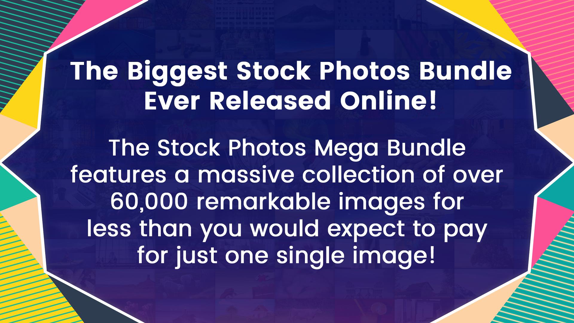 The Stock Photos Mega Bundle - feature 1