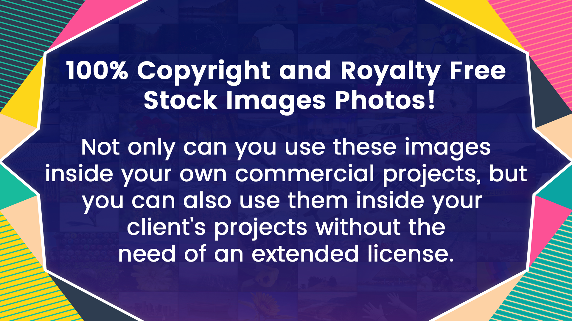 The Stock Photos Mega Bundle - feature 2