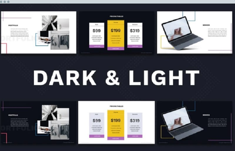 Creative PowerPoint Templates in 2020. Bundle to Design an Effective Presentation - innovation2