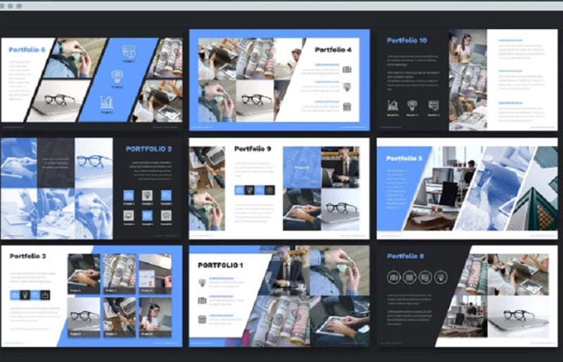 Business PowerPoint Templates Bundle to Give a Gripping Business Presentation - multi5