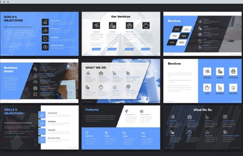 Business PowerPoint Templates Bundle to Give a Gripping Business Presentation - multi6