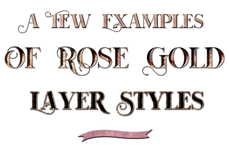 60 Best Photoshop Layer Styles - Gold Metallic, Rose Gold, Silver Metallic - $7 - 32c8ef91f612e7f52d484511c82f00ed resize