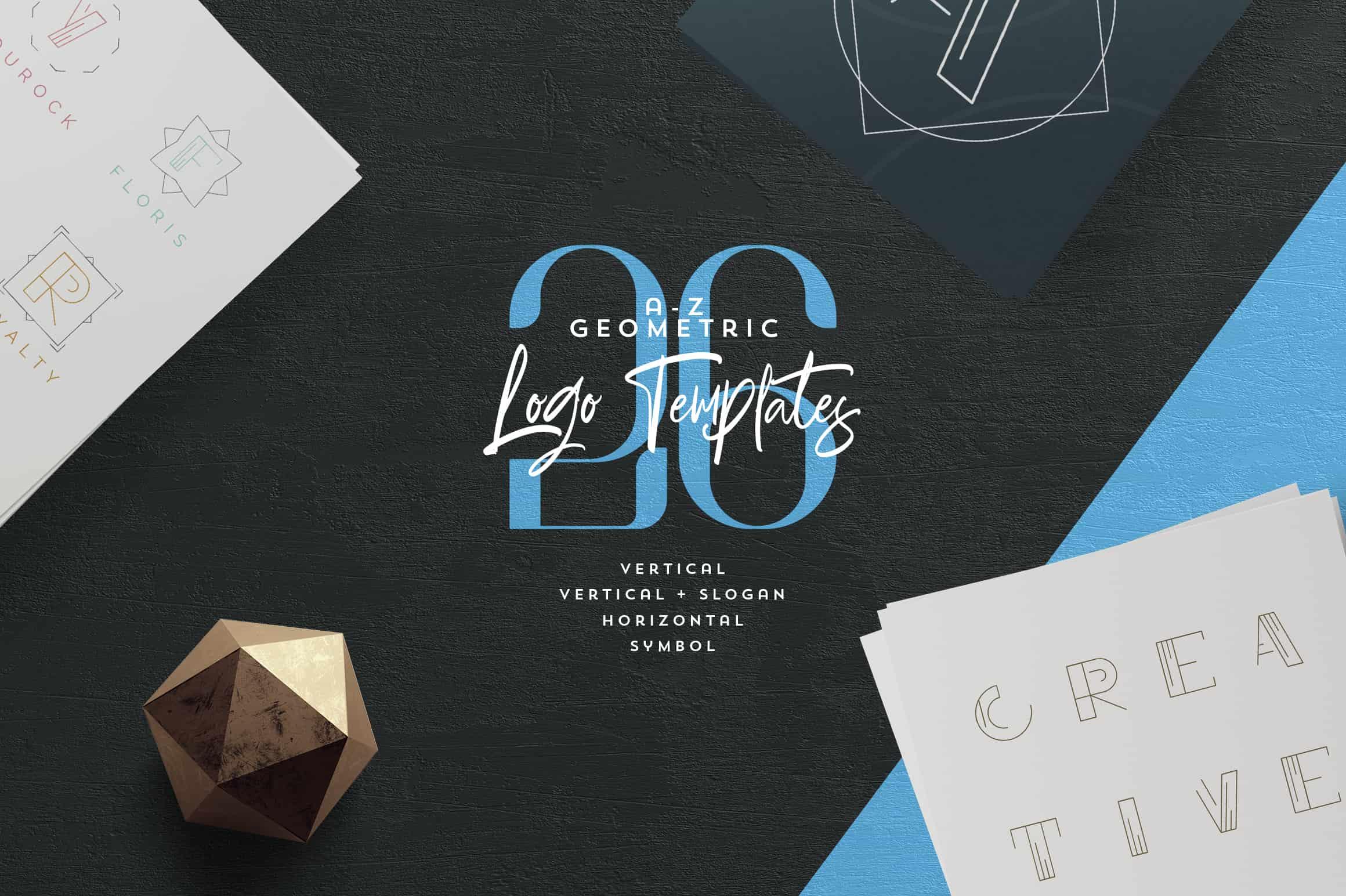 Mega Bundle - 600 Logo Templates - $29 - 41 min