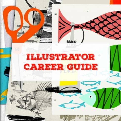How to Become an Illustrator - Free Checklist - 600 21 490x490