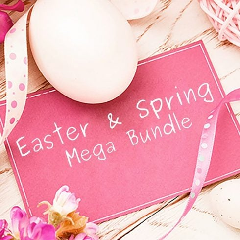 Easter & Spring Bundle - $15 - 600 31 490x490