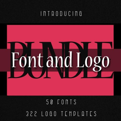 12 Floral Logo Templates - Ai & PS - 600 7 490x490
