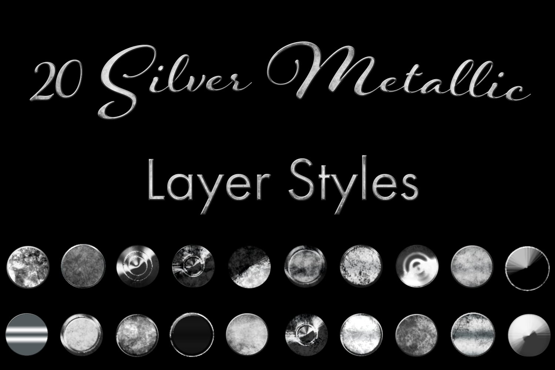 60 Best Photoshop Layer Styles - Gold Metallic, Rose Gold, Silver Metallic - $7 - 7062b90834969c8d820990007544e8c4 resize