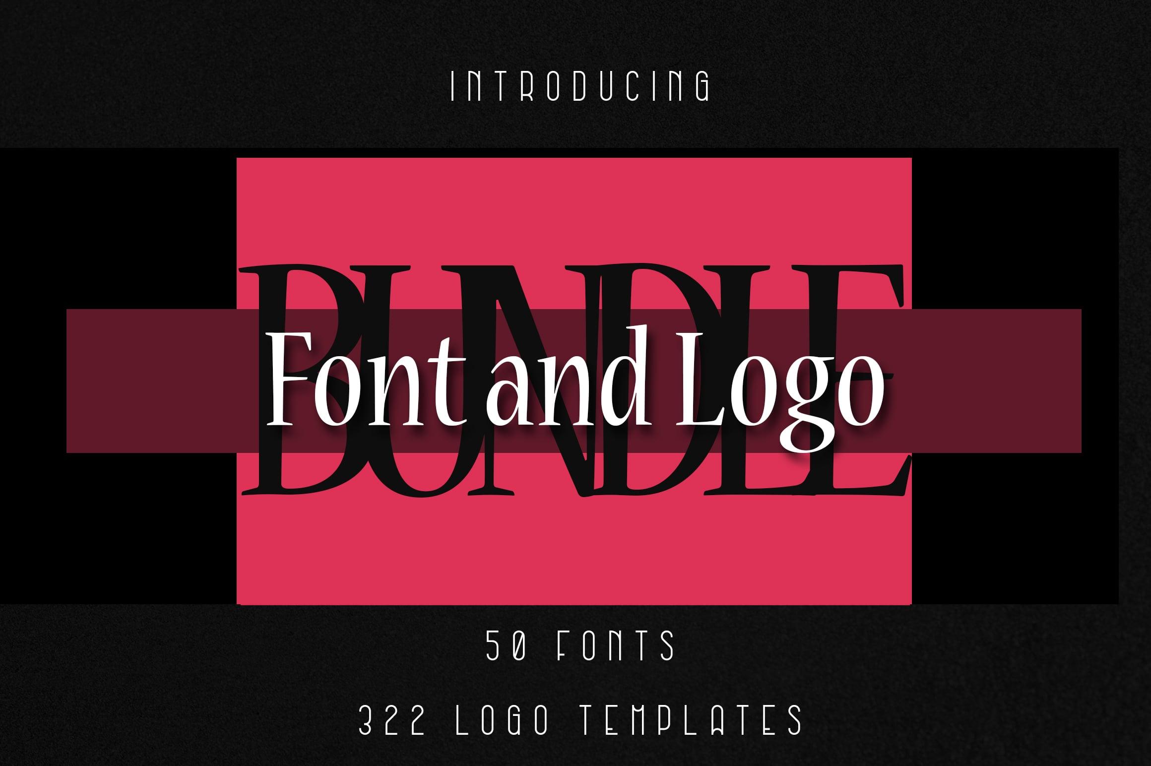 Huge Font & Logo Bundle - 99% OFF - Untitled 2