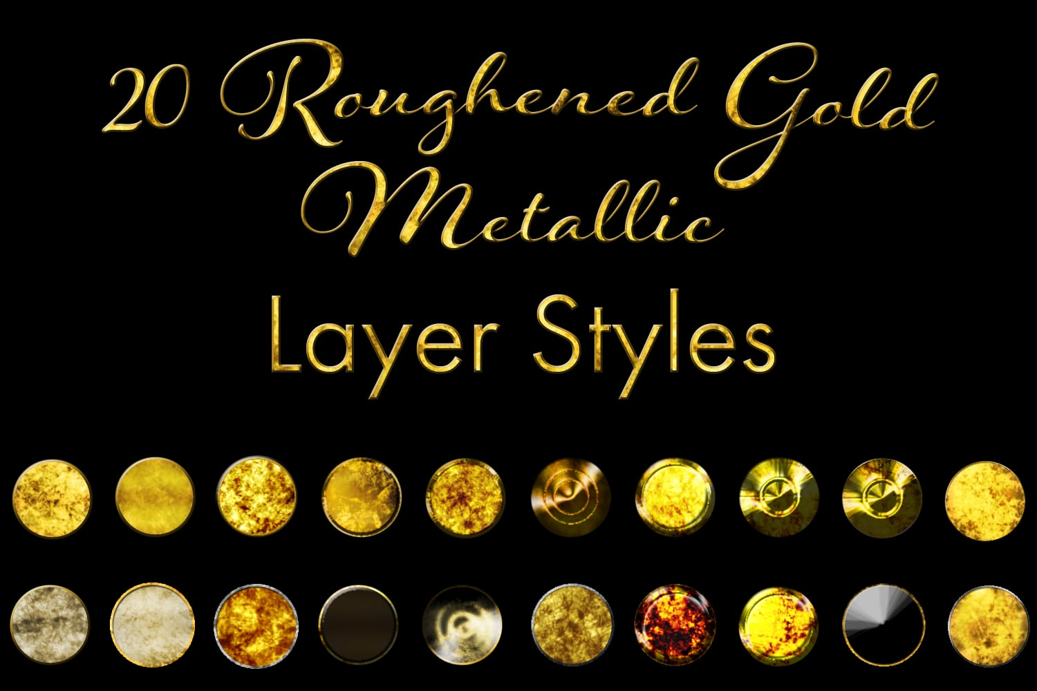 60 Best Photoshop Layer Styles - Gold Metallic, Rose Gold, Silver Metallic - $7 - ee3f91ffe6a7ed6ad56e781243dce230 resize