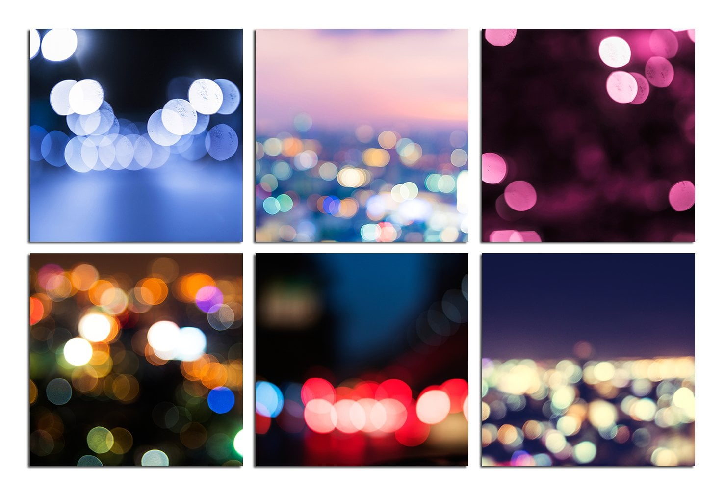 Valentine's Day Bokeh Backgrounds