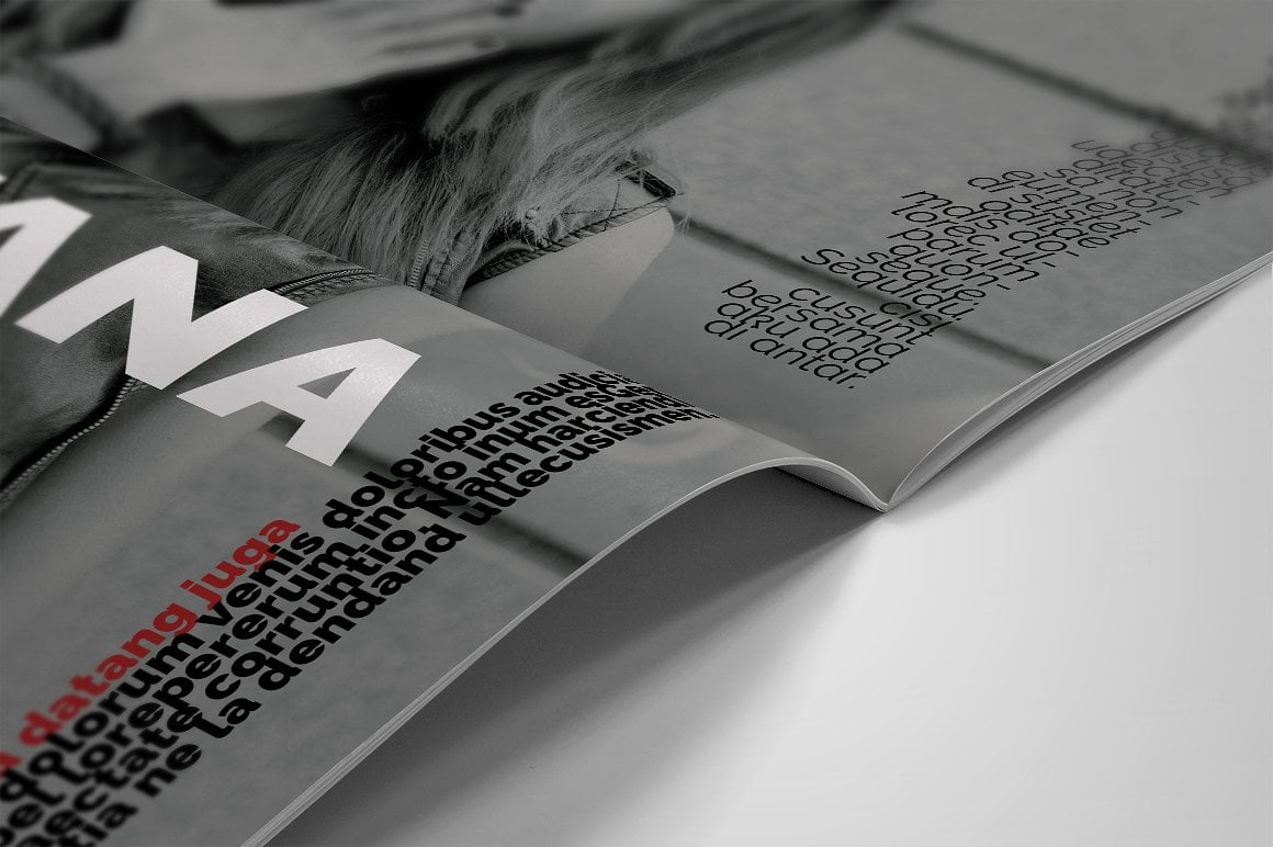 Minimal Magazine A4 - $5 - 13