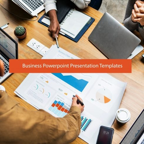 2 Business Powerpoint Presentation Templates - $15 - 600 15 490x490
