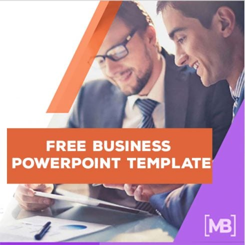Business Presentation Templates - Free PowerPoint Designs - 600 9 490x490