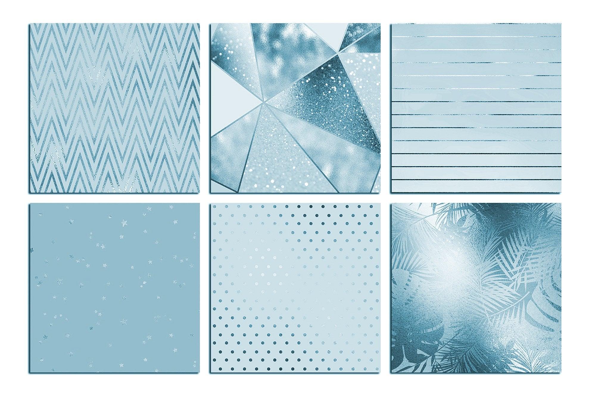 Luxury Turquoise Textures