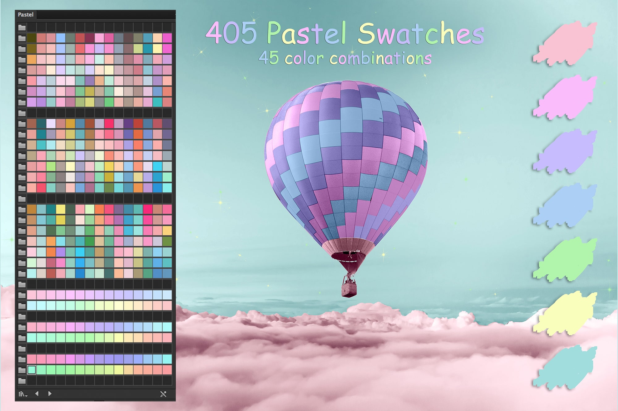 6924 Illustrator Swatches and Digital Painting - 11 min