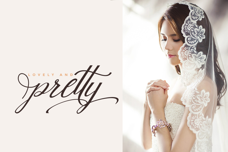rustic wedding fonts