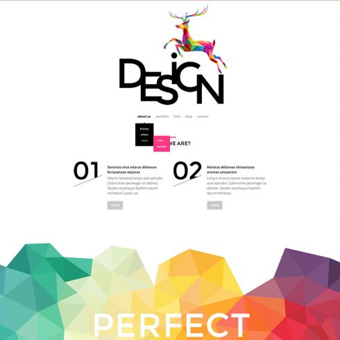 Design PSD Template - just $1 - 600 27 490x490