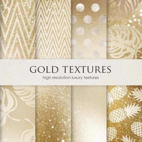 Luxury Gold and Glitter Textures - $4 - 600 30 490x490