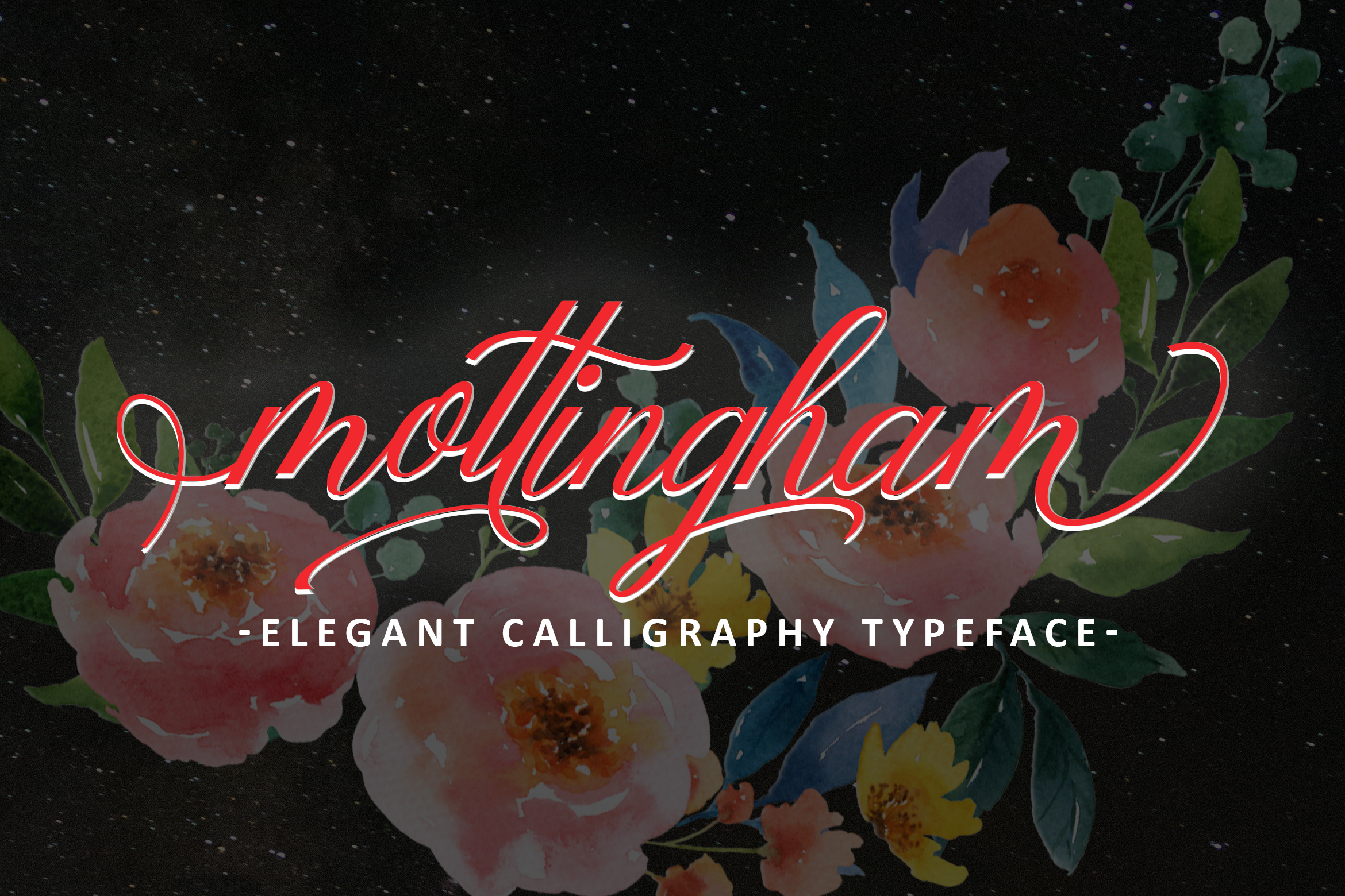 95+ Best Hand Lettering Fonts (Premium and Free) To Type the Most Important Words - ed5dcb106845fc2508f7a481617737a1 resize