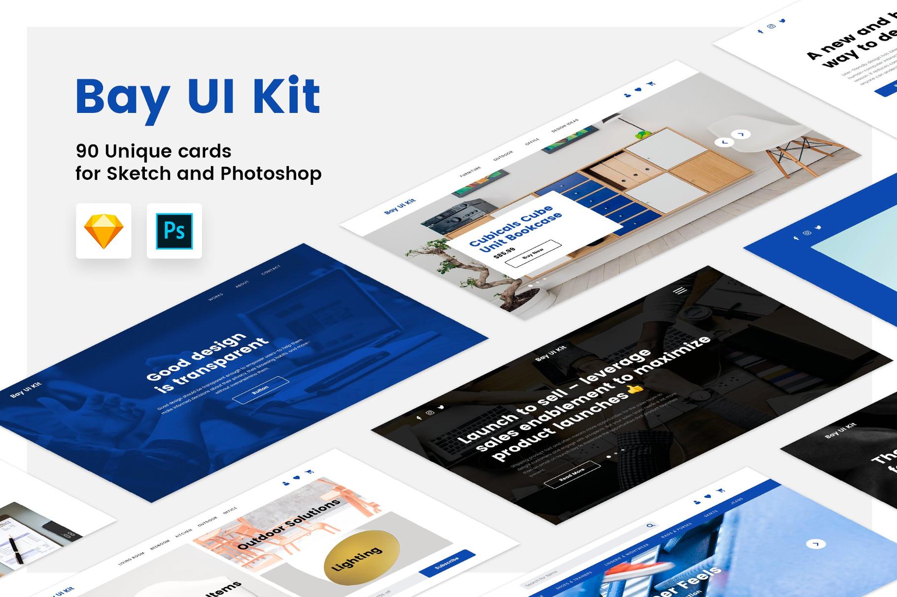 Huge UI Kit Bundle