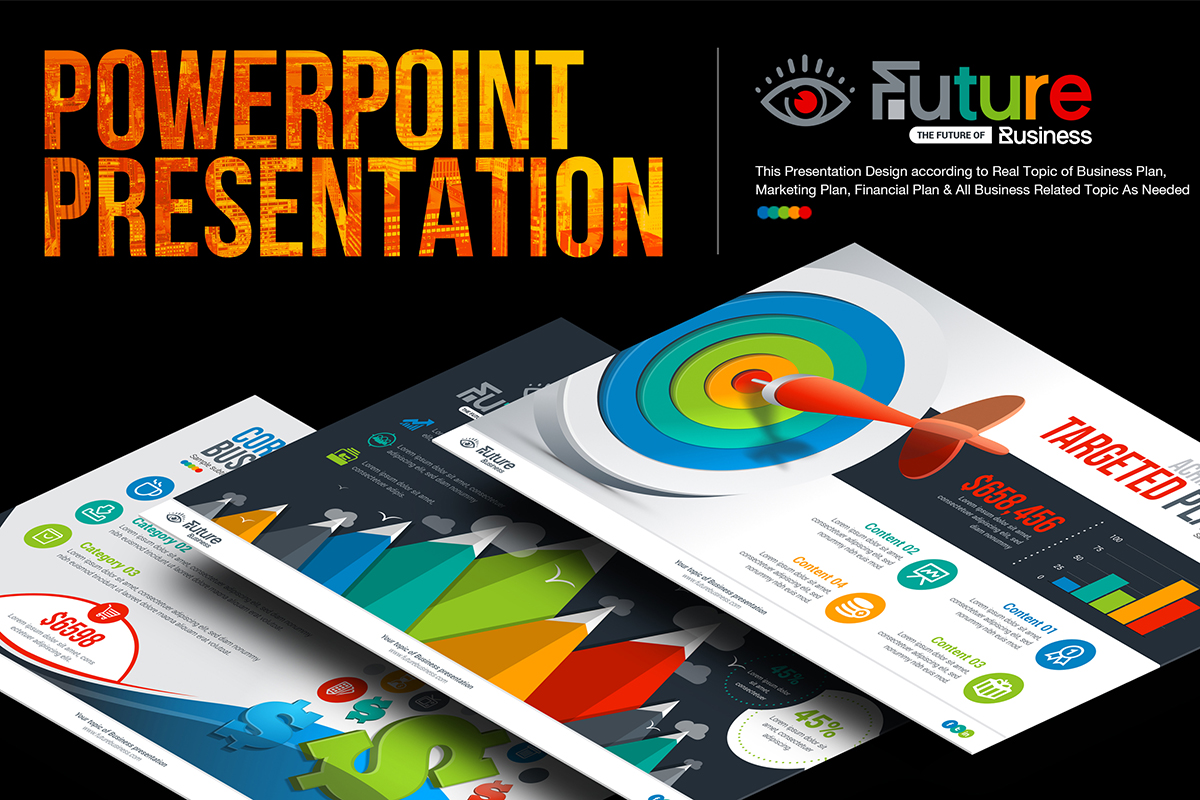 20 Premium PowerPoint and Keynote Templates - 01 Business Plan PowerPoint Presentation Template