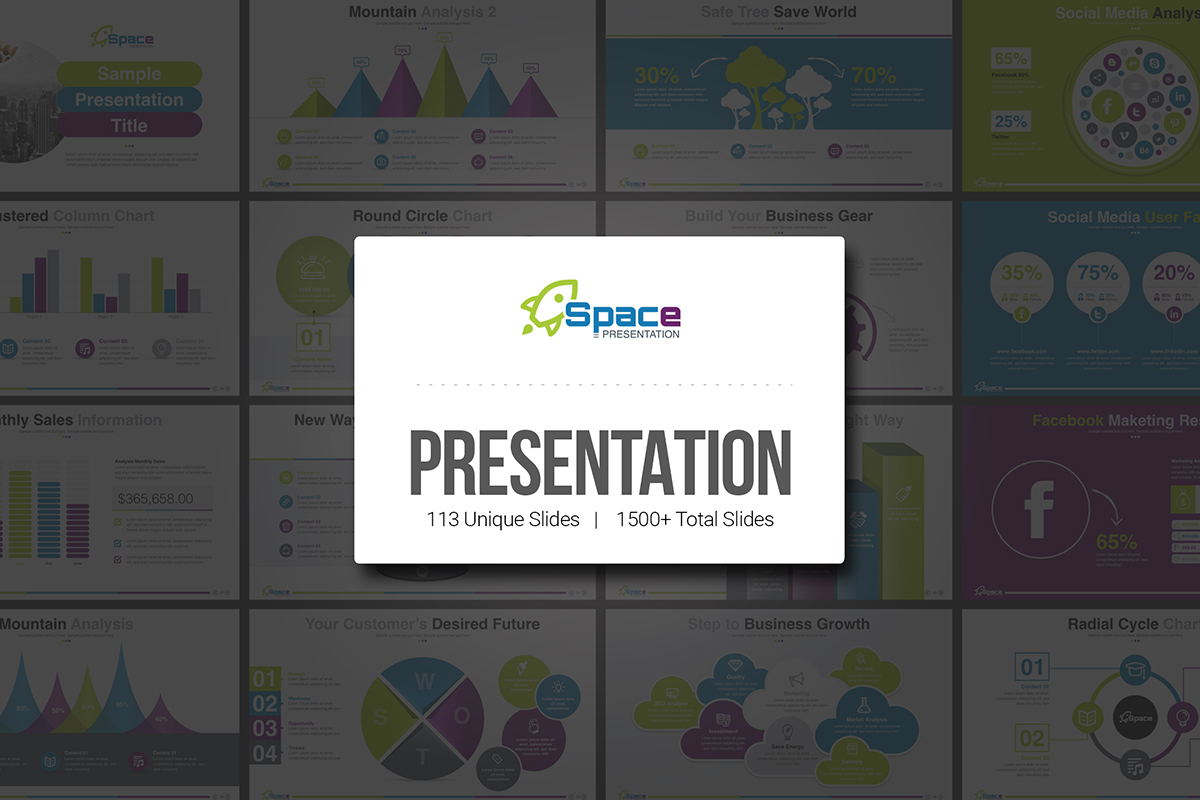20 Premium PowerPoint and Keynote Templates - 02 Startup Business Keynote Presentation Template