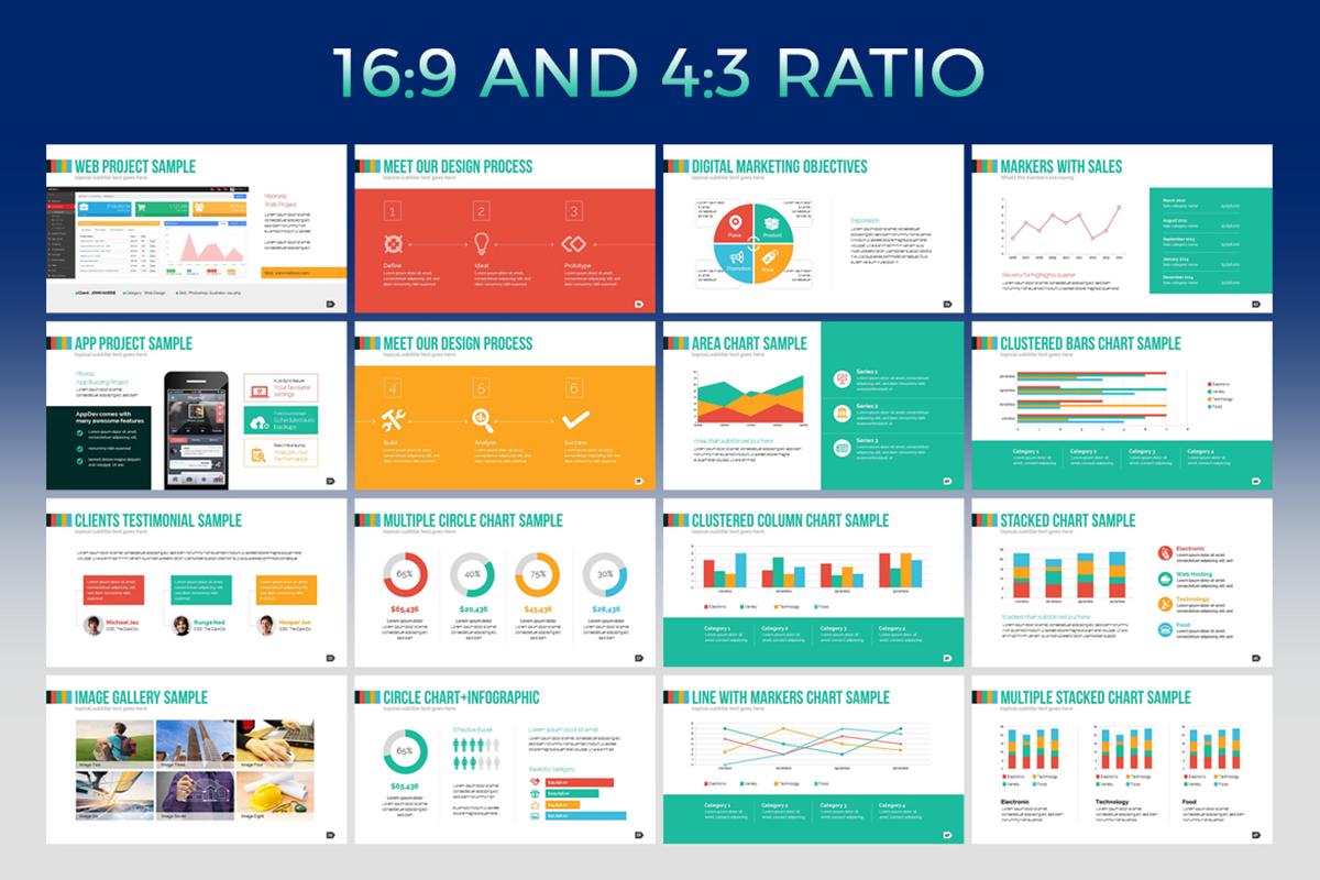 20 Premium PowerPoint and Keynote Templates - 04 PowerPoint Presentation Ratio