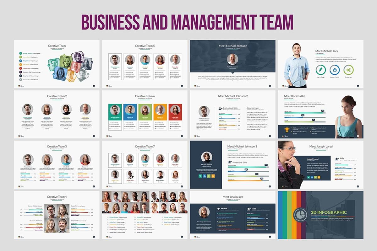 20 Premium PowerPoint and Keynote Templates