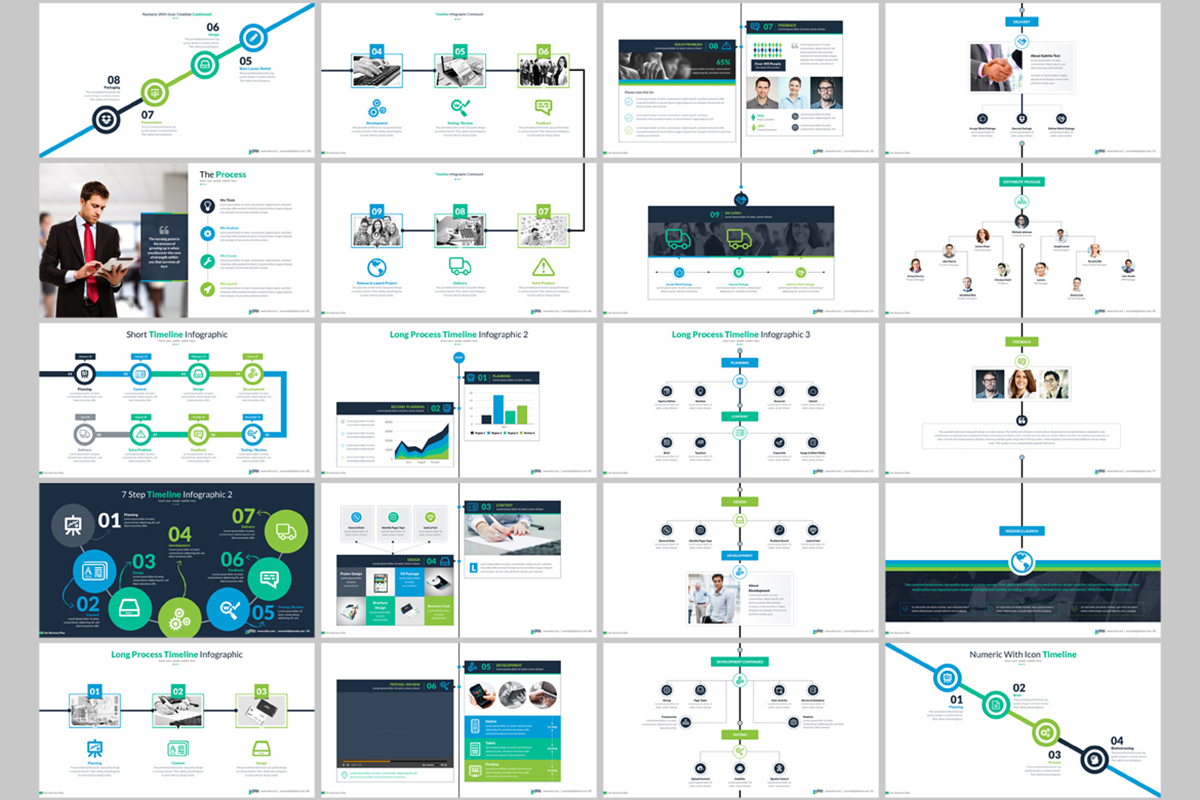 20 Premium PowerPoint and Keynote Templates - 06 ContactSheet 005