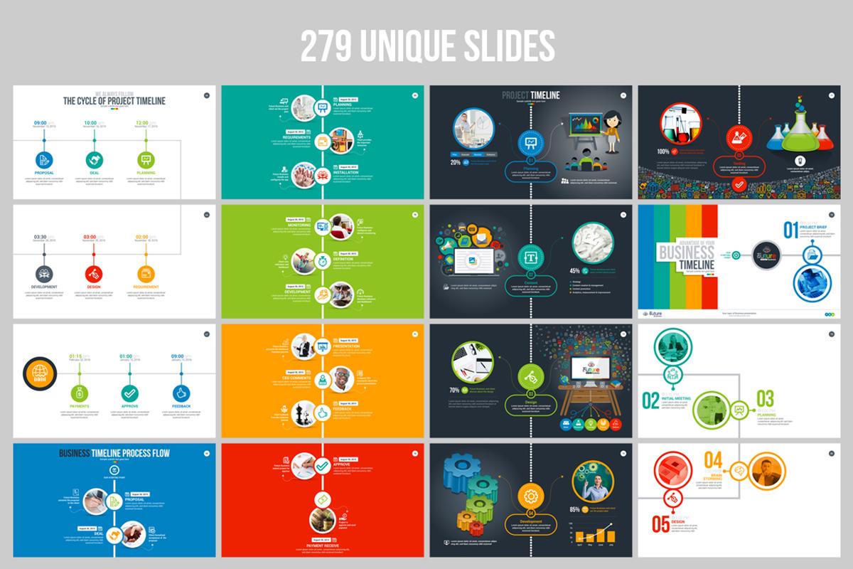 20 Premium PowerPoint and Keynote Templates - 06 Unique Slides Business Plan PowerPoint Presentation Template