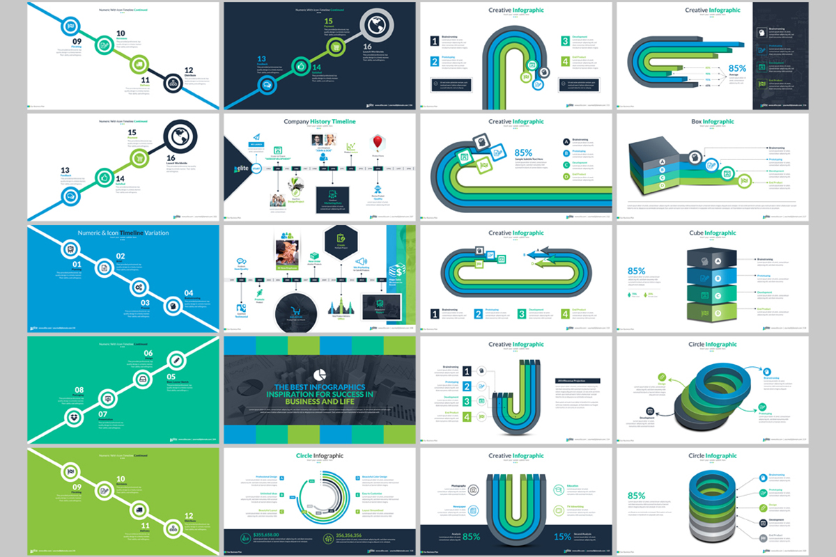 20 Premium PowerPoint and Keynote Templates - 07 ContactSheet 006