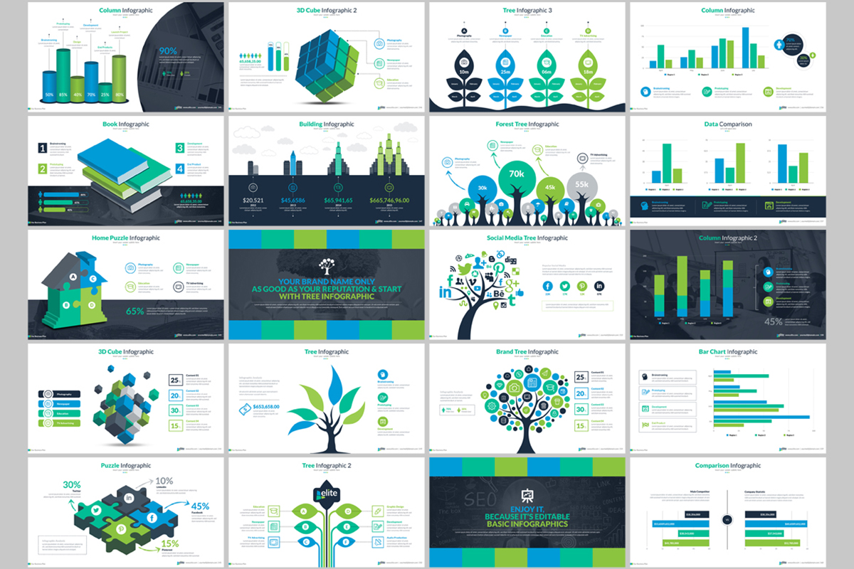 20 Premium PowerPoint and Keynote Templates - 09 ContactSheet 008