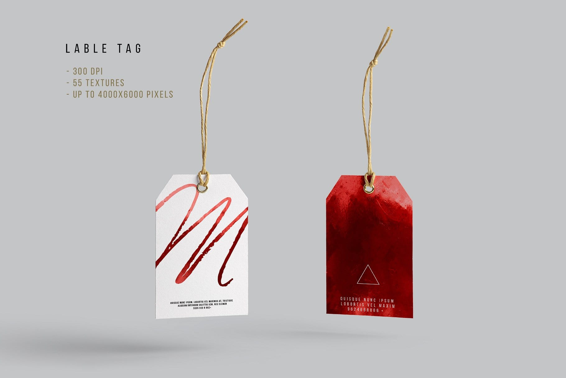 Valentine red Textures Bundle