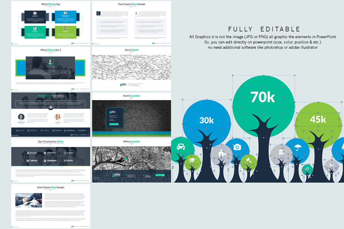 20 Premium PowerPoint and Keynote Templates - 11 ContactSheet 010