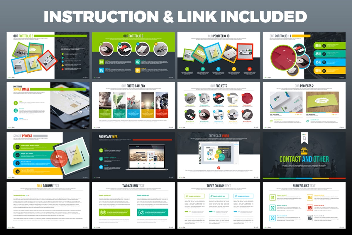 20 Premium PowerPoint and Keynote Templates - 12 Business Plan Powerpoint presentation template min