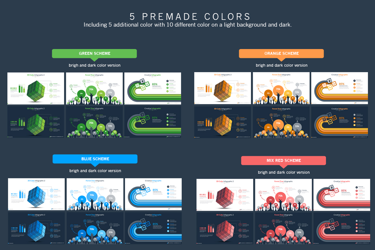 20 Premium PowerPoint and Keynote Templates - 12 ContactSheet 011