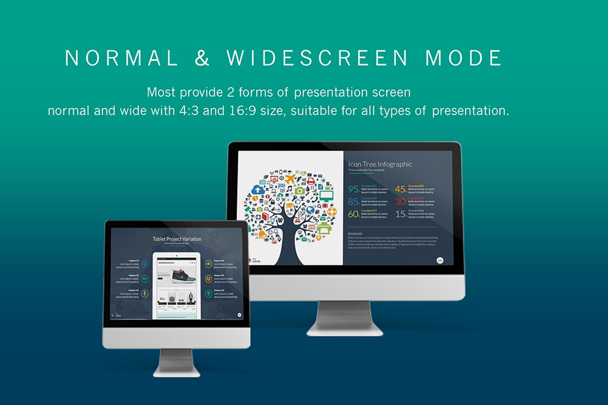 20 Premium PowerPoint and Keynote Templates - 15 min