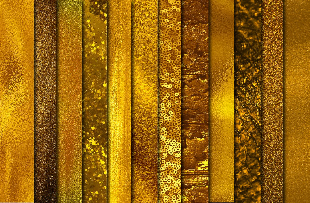 805 Beautiful Textures: Glamourous  Bundle - $25 - 5 1 min