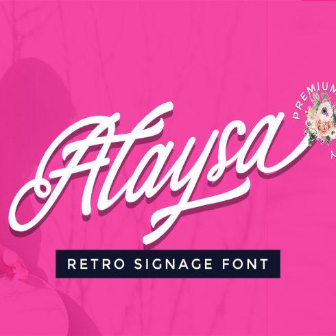 1980s Fonts - Make Your Retro Design Come Alive