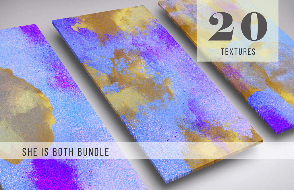 Huge Gold foil Textures Bundle