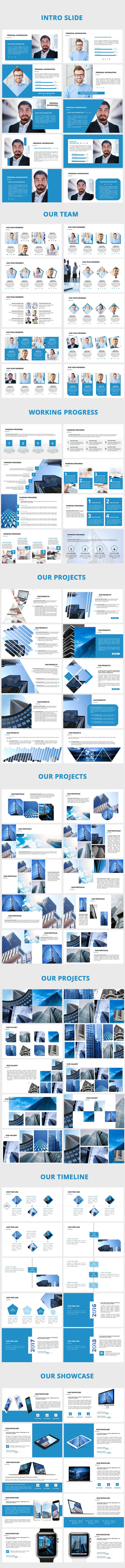 Ultimate Powerpoint Templates Bundle with 1600 Unique Slides