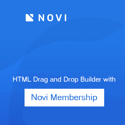 Novi Builder Membership: HTML Drag and Drop Builder with 41% OFF - Untitled 3