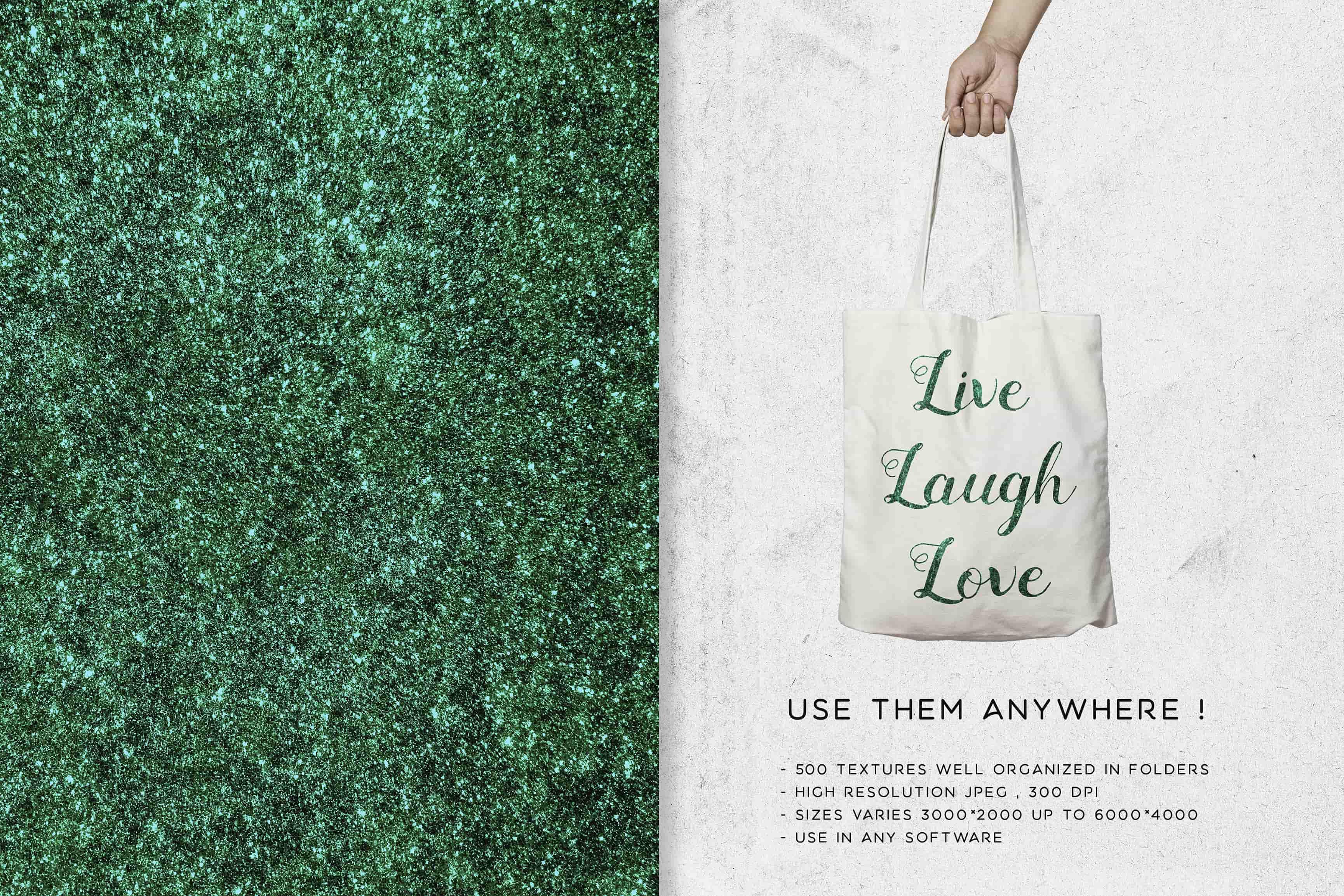 805 Beautiful Textures: Glamourous  Bundle - $25 - tote bag min